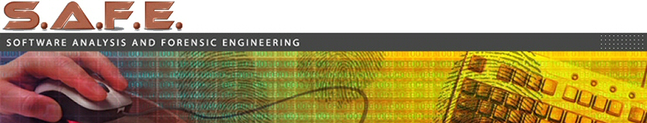 Software Analysis and Forensic Engineering